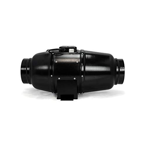 Rohrlüfter Vents TT Silent-M 230/340 m³/h schallgedämmt (125mm)