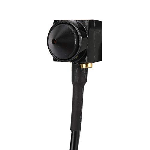 Cámara de vigilancia de audio IR, Tiny Audio 1000TVL Mini CCTV Micro cámara de video, Videovigilancia para monitoreo en interiores y exteriores