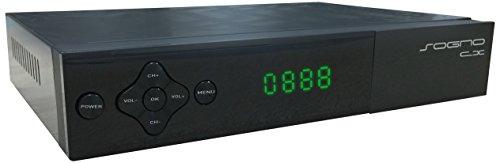 Sogno CX HD Satelliten Receiver mit IP Funktionen