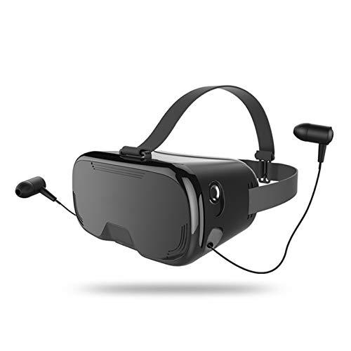 Lunettes de réalité virtuelle 3D souples et confortables pour iPhone 12/11/X/8/7/6 pour Samsung S10/S9/Note10/9 et téléphones Android.