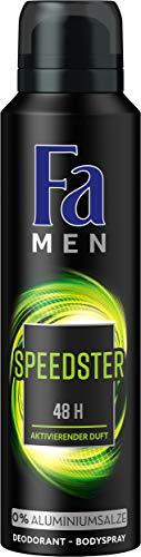 FA Deospray Men Speedster Aktivierender Duft 150 ml
