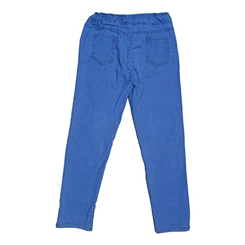 R2G Girls Denim Joggers/Track Pants/Jeans Pants Combo Pack of 3