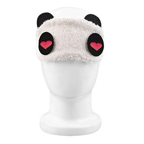 NIUPAN Slaapmasker oogmasker voor slaap oogmasker kinderen vrouwen reishoes slaap