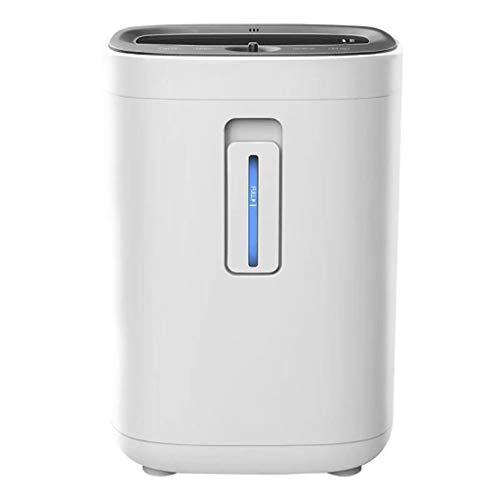 YWYW Tragbares Sauerstoff-Generator, Zerstäuben Sauerstoff-Maschine, Hohe Konzentration, Modulation Sauerstoff-Maschine, Geeignet Für Wohnzimmer/Schlafzimmer/Küche