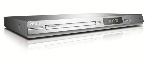 Philips DVP 3120 / 12 DVD-Player silber