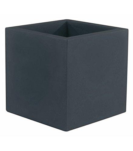 Vondom 41340 Cubo Simple, Antracita, 40x40x40 cm