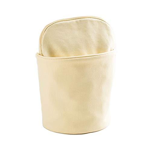 Long sac cosmétique stockage Séparation humide et sèche grande capacité Voyage multifonctionnel portatif Simple lavage universel multi-couleur 13.5 * 24 cm MUMUJIN ( Color : Yellow )