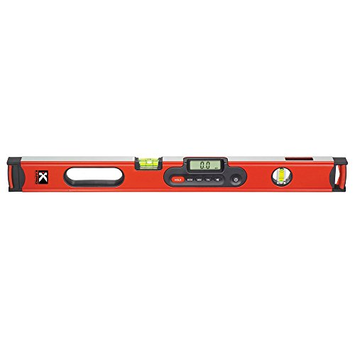 Kapro 985D-24B Digiman Magnetic Digital Level with Plumb Site and Carrying Case, 24-Inch