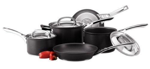 Circulon Infinite Saucepans and Frying Pan Set of 5