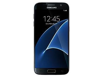 Samsung Galaxy S7 32GB G930T Unlocked GSM Smartphone - Black -  Will NOT Work for Metro PCS