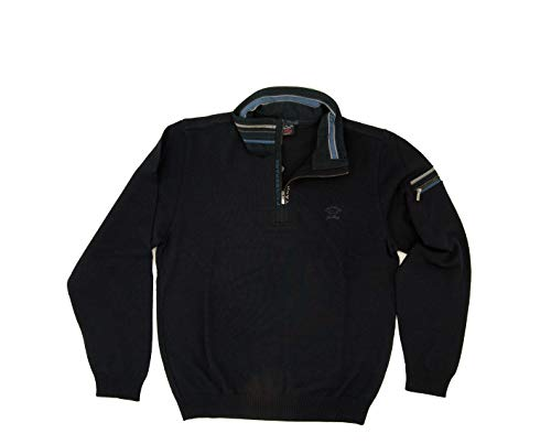 Paul & Shark Zipped Turtle Neck (Small)
