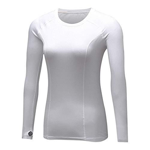 N\P Autum Invierno Cálido Yoga Tops Gimnasio Mujeres Deportes Espesamiento Entrenamiento Camisetas Correr Manga Larga