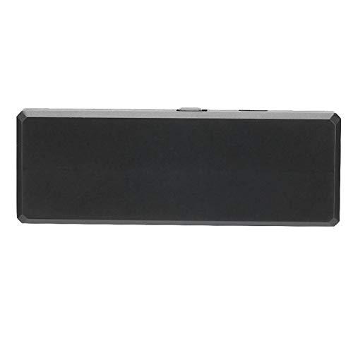 ROMACK Adaptador de Audio inalámbrico, Receptor transmisor 3 en 1 para teléfonos
