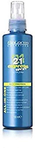Salerm Cosmetics 21 Express Silk Protein Spray Tratamiento Capilar - 150 ml