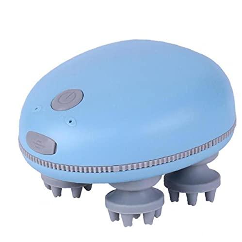 Electric Head Massager Wireless USB Deep Tissue Scalp Massage Brush Body Care Tool,Massage Tools