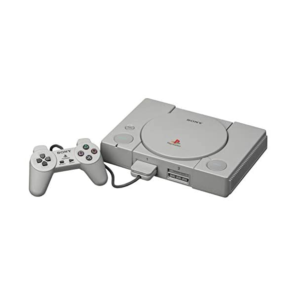 Sony Playstation 1 COMPLETE System Console PS1 PSX (Renewed)