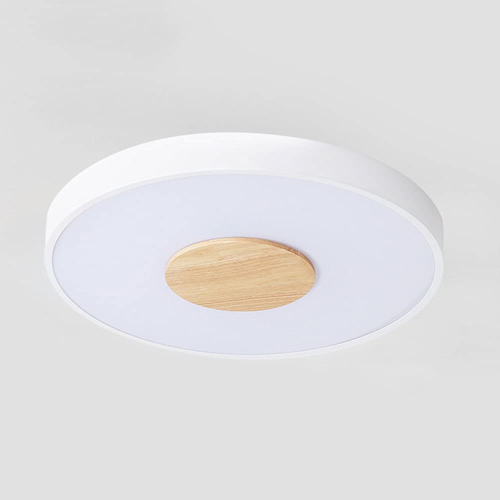 Topics on TV JXINGZI Modern LED Ceiling Light Round favorite Color Macaron Lam