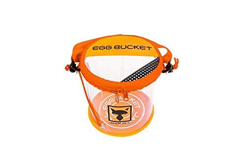 JACKALL(ジャッカル) エッグバケット ミニ オレンジ