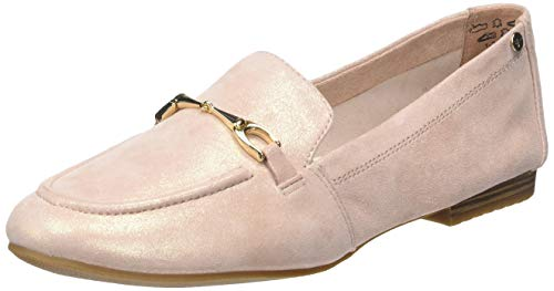 Tamaris Damen 1-1-24212-22 Slipper, Rosa (Rose Metallic 952), 39 EU