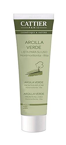 Cattier Arcilla Verde lista para su uso tubo - 100 ml