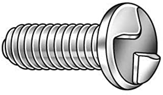 Self-Tapping Sheet Metal Screws 750 pcs #6 X 1//2 AISI 304 Stainless Steel TypeA 18-8 Oval Square Drive