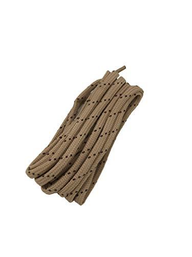 Hanwag Shoe Laces 160 cm 6 Pack - gemse/Erde