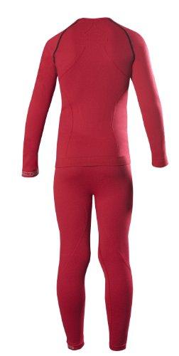Thermic X-Action-sous-vêtements pour l'hiver-Rouge 12 Ans Noir - Noir