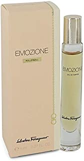 Emozione by Salvatore Ferragamo 0.27 oz eau de parfum womens rollerball 8 ml NIB Perfume Mujer ( Excelente regalo )