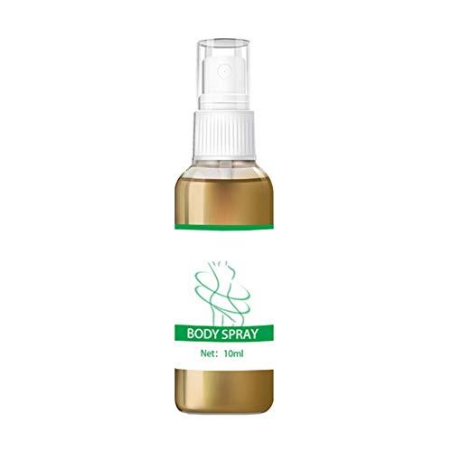 LYDQ - Aerosol para pérdida de grasa de hierbas, spray adelgazante, abdomen para pérdida de peso, quema de grasa rápida, 30 ml