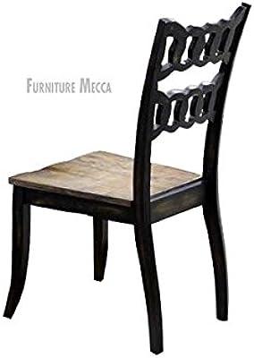 Amazon.com: Inspire Q Eleanor - Silla de comedor de madera ...