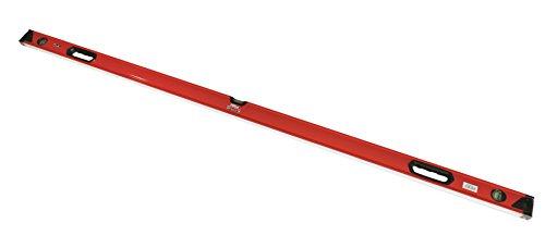 Hilka Tools 63505072 Spirit Level, Red Black, 72-Inch