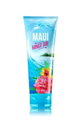 Bath & Body Works Ultra Shea Body Cream Maui Mango Surf 8oz