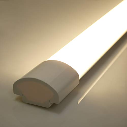 Oeegoo Plafoniera LED da Officina, 30W 120CM...