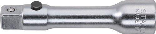 Stahlwille 12011002 427QR Verlängerungen mit QuickRelease-Sicherheitsverriegelung 3/8 Zoll, 160 mm
