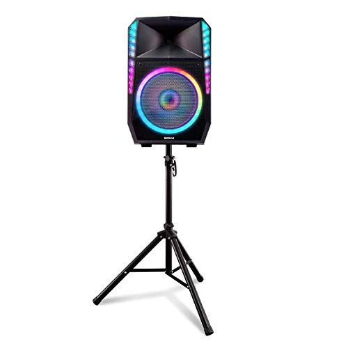 ION Total PA Supreme High-Power Bluetooth Sound System with Lights (Renewed)