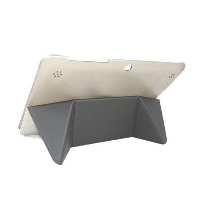 Silver HT Fullcase Origami O2 - Funda para BQ Edison 2, Color Negro