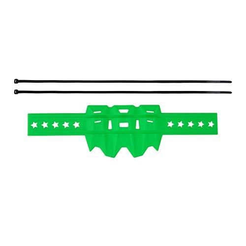 Xuefeng Motocicletas Escape Silenciador Tubería Tubería Protector Protector Protector para Husqvarna Husaberg Fe TE FC TC FX TX 125 250 300 350 400 450 501 610 HSHXF (Color : Green)