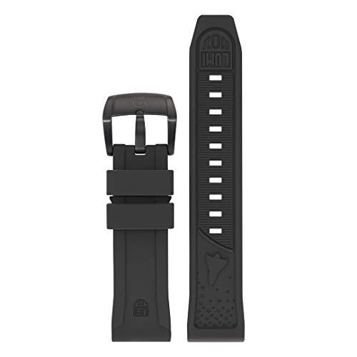 Luminox 5020 SXC Space Series Herren-Armbanduhr, Silikon, Schwarz