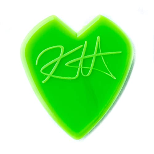Jim Dunlop Kirk Hammett Signature Jazz III (pacote com 6) (47PKH3N)