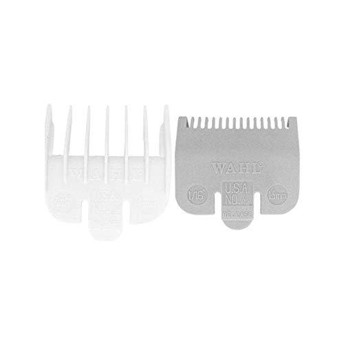 WAHL - Pack 2 Peines 1.5mm+4.5mm para Balding/Attachment Comb Set Balding Clipper