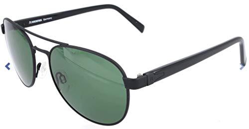 Rodenstock zonnebril R1414 Aviator zonnebril 54, zwart