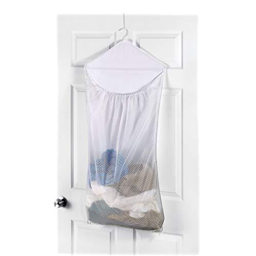Whitmor OTD Hanging Laundry Hamper