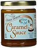 Trader Joe's Fleur de Sel Caramel Sauce 10 oz (Pack of 2)