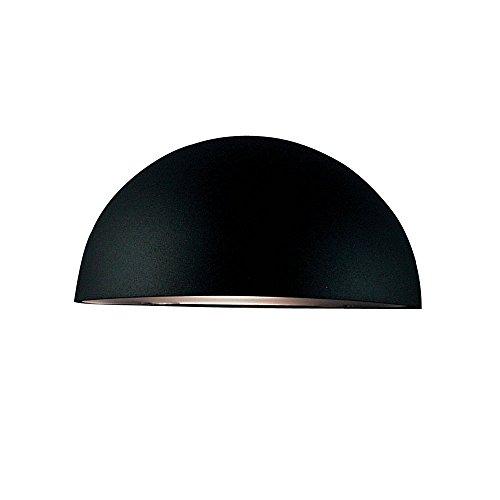 Nordlux Scorpius Maxi Applique murale E27 IP23 Noir Classe d'efficacité énergétique : A++ - D