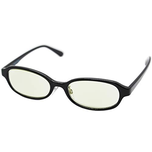 (エイトトウキョウ)eight tokyo 老眼鏡 ブルーライトカット おしゃれ メンズ レディース 兼用 かわいい 1.0 UVカット シニアグラス リーディンググラス[ 鯖江メーカー企画 ]ブラック/ライトグリーン RD4120-1+1.0