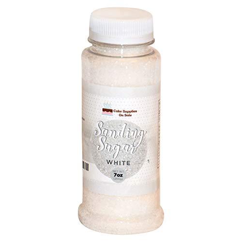 Sanding Sugar White 7 oz