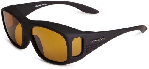 Eyelevel Overglass Reg - Gafas de sol polarizadas para hombre, color amarillo, talla única
