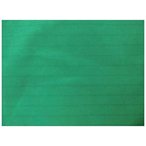 Cortina de microfibra para cirugía, 90 cm de ancho, 150 cm de longitud, color verde