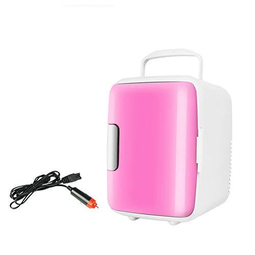 Mini Kühlschrank 4 Liter Minibar Mini-kühlschrank Getränkekühlschrank Heizung Und Kühlung Eigenschaften Autokühlschrank 12v&120v Für Auto Und Camping Oder Nach Hause