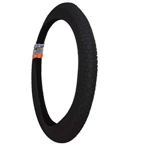 Profex 60026 - Cubierta para Bicicletas BMX (20' x 2,125'), Color Negro